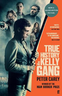 True History of the Kelly Gang Main - Film tie-in