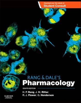 Rang & Dale's Pharmacology 8th Revised edition