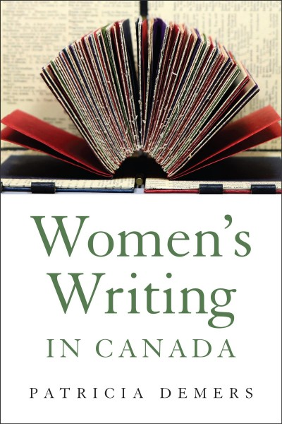 Women's Writing in Canada: Contemporary