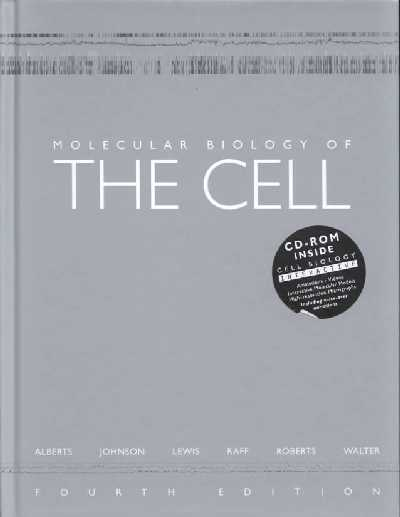 Molecular Biology of the Cell 4th New edition
