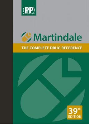 Martindale: The Complete Drug Reference 39th Revised edition