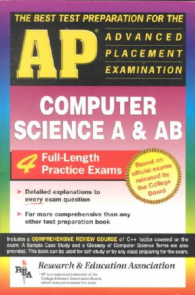 Computer Science A & AB illustrated edition