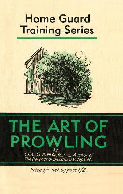 Art of Prowling Facsimile edition
