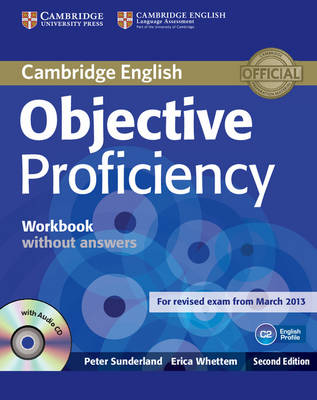 Objective Proficiency Workbook without Answers with Audio CD 2nd Revised edition, Objective Proficiency Workbook without Answers with Audio CD