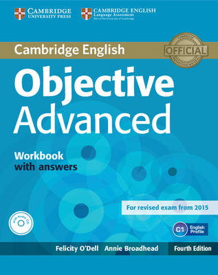 Objective Advanced Workbook with Answers with Audio CD 4th Revised edition, Objective Advanced Workbook with Answers with Audio CD