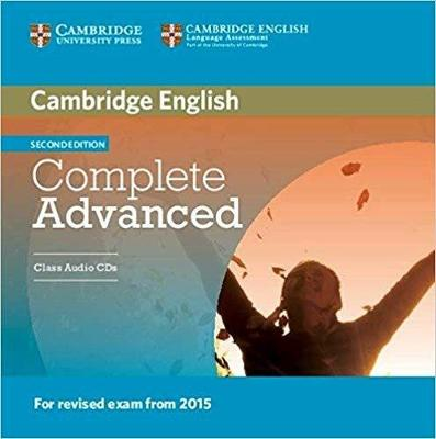 Complete Advanced Class Audio CDs (2) 2nd Revised edition