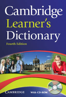 Cambridge Learner's Dictionary with CD-ROM 4th Revised edition