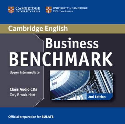 Business Benchmark Upper Intermediate BULATS Class Audio CDs (2) 2nd Revised edition