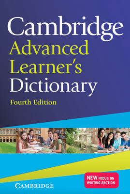 Cambridge Advanced Learner's Dictionary 4th Revised edition