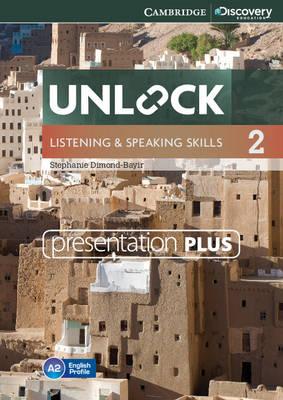 Unlock Level 2 Listening and Speaking Skills Presentation Plus DVD-ROM, 2, Unlock Level 2 Listening and Speaking Skills Presentation Plus DVD-ROM