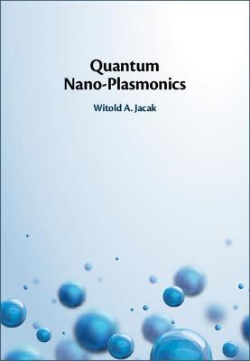 Quantum Nano-Plasmonics