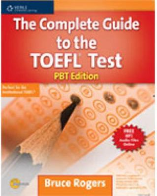 Complete Guide to the TOEFL (R) Test: PBT Edition International Edition