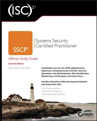 (ISC)2 SSCP Systems Security Certified Practitioner Official Study Guide 2nd Edition