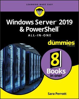 Windows Server 2019 & PowerShell All-in-One For Dummies - E-book |  Krisostomus