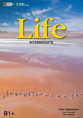 Life Intermediate with DVD: Student's Book with DVD-ROM International Edition, B1