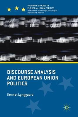 Discourse Analysis and European Union Politics 1st ed. 2019