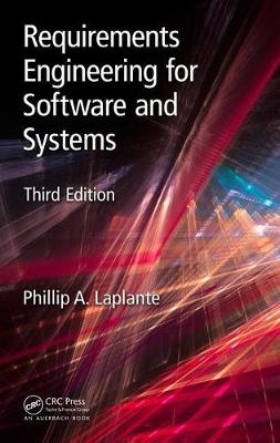 Requirements Engineering for Software and Systems 3rd New edition