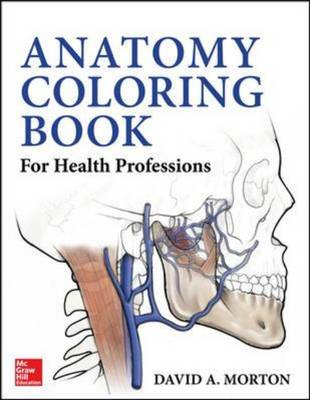 Anatomy Coloring Book for Health Professions - ISE Edition annotated edition