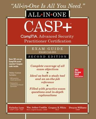 CASPplus CompTIA Advanced Security Practitioner Certification All-in-One Exam   Guide, Second Edition (Exam CAS-003)