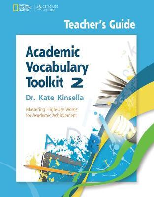 Academic Vocabulary Toolkit 2: Teacher's Guide with Professional Development   DVD Teacher's edition