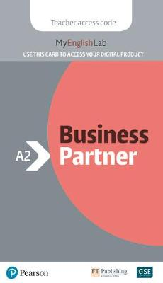 Business Partner A2 Teacher's Dual MyEnglishLab Online Access Card