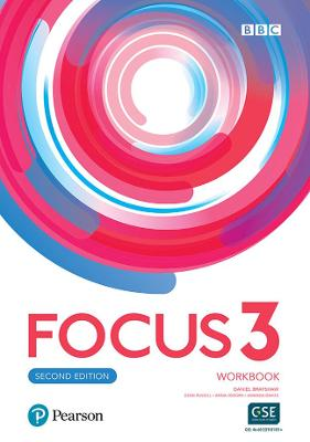 Focus 2e 3 Workbook 2nd edition