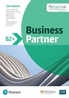 Business Partner B2 Coursebook and Standard MyEnglishLab Pack