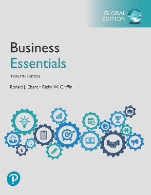 Business Essentials, Global Edition 12th edition