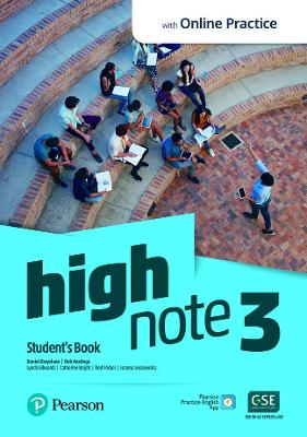 High Note 3 Student's Book with Standard PEP Pack