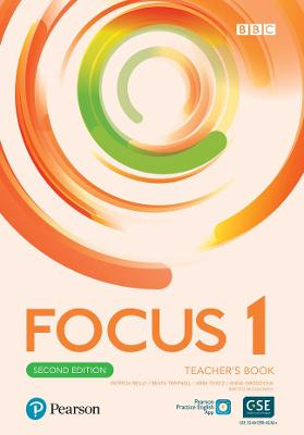 Focus 2e 1 Teacher's Book with PEP Pack 2nd edition
