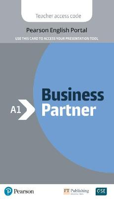 Business Partner A1 Presentation Tool on PEP Access Card