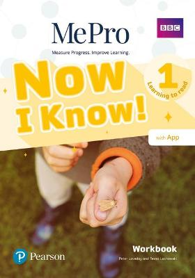 Now I Know MePro Level 1 (Learning To Read) Workbook with App