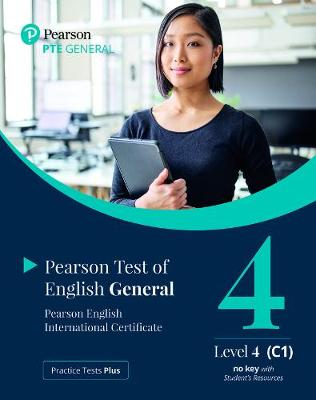Practice Tests Plus PTE General C1-C2 Paper based Student Book for Pack