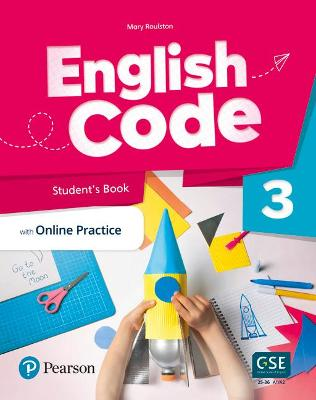 English Code American 3 Student's Book plus Student Online World Access Code pack