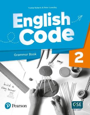 English Code 2 Grammar Book plus Video Online Access Code pack
