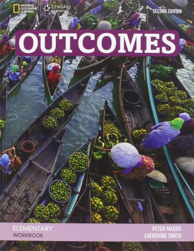 Outcomes Elementary: Workbook and CD 2nd Revised edition