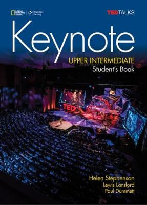 Keynote Upper Intermediate with DVD-ROM: Student's Book with DVD-ROM, B2
