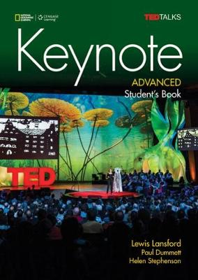 Keynote Advanced: Student's Book with DVD-ROM, C1