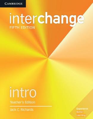 Interchange Intro Teacher's Edition with Complete Assessment Program 5th Revised edition