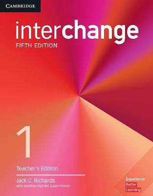 Interchange Level 1 Teacher's Edition with Complete Assessment Program 5th Revised edition