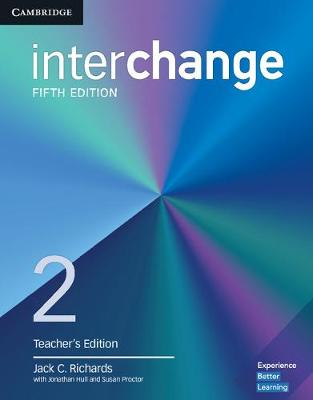 Interchange Level 2 Teacher's Edition with Complete Assessment Program 5th Revised edition