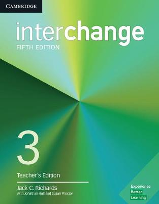 Interchange Level 3 Teacher's Edition with Complete Assessment Program 5th Revised edition