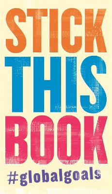 Stick This Book: #GlobalGoals