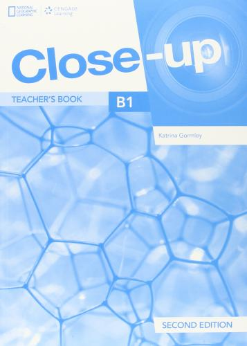 Close-Up: Teacher's Book with Online Techers Zone 2nd Revised edition, B1, Teacher's Book