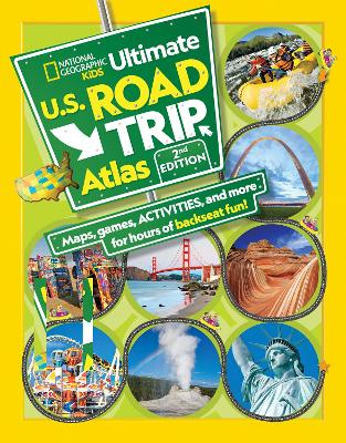 NGK Ultimate U.S. Road Trip Atlas (2020 update)