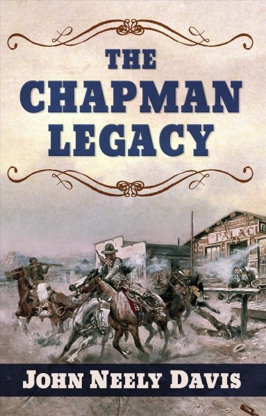 Chapman Legacy Large type / large print edition