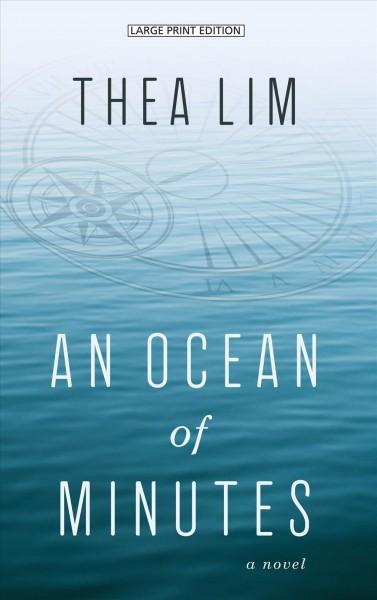 Ocean of Minutes Large type / large print edition