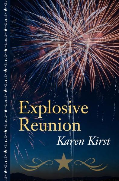 Explosive Reunion Large type / large print edition