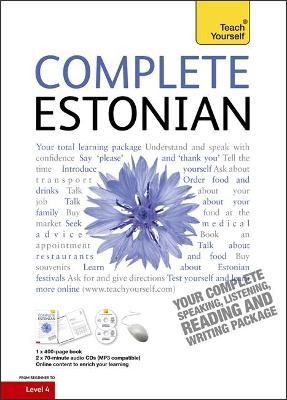 Complete Estonian: Teach Yourself: Audio eBook (Teach Yourself Audio eBooks)