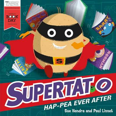 Supertato Hap-pea Ever After 50 copies Shrinkwrap: _Stockpack of 50 copies Special Edition